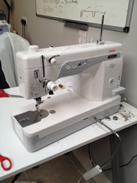 Janome 1600P QC Sewing Machine